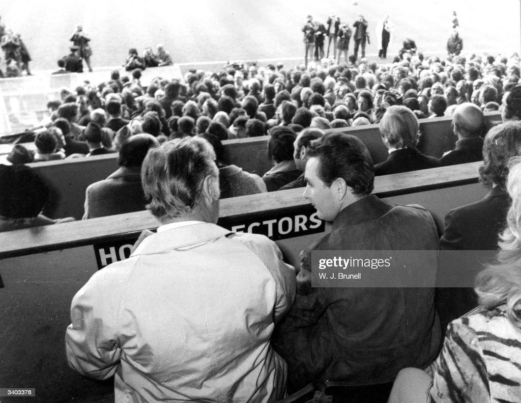 Brian Clough : News Photo
