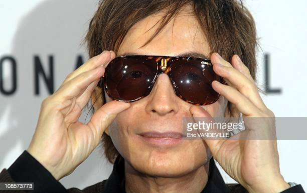 3rd Rome Film Festival US director Michael Cimino in Rome Italy on October 28 2008