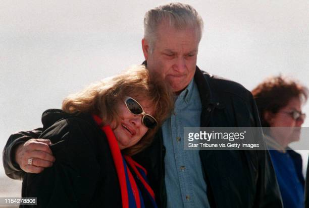 40th Anniversary of Buddy Holly's death and the 20th annual Buddy Holly Tribute. -- Ritchie Valens' sister, Irma Norton, left, made her first...