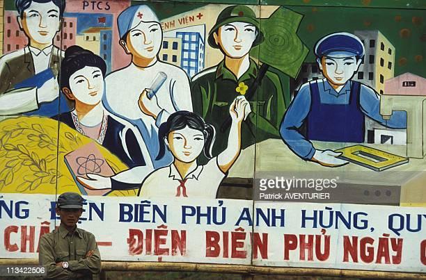 40th Anniversary Of Dien Bien Phu On May 07th, 1994 In Vietnam