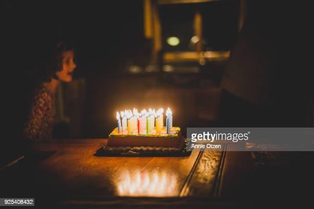 40th Birthday Birthday Cake