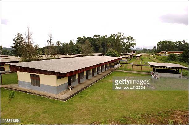 40Th Death Anniversary Of Albert Schweitzer Humanitarian Health Care Is A Priority At Doctor Schweitzer'S Hospital On May 2005 In Lambarene Gabon...