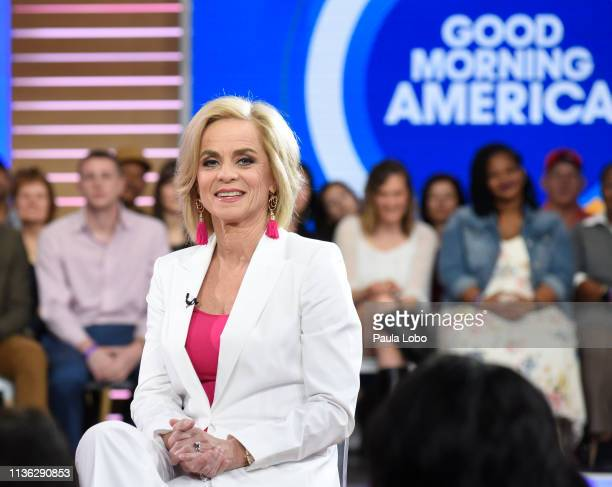 AMERICA 4/11/19Women's basketball coach Kim Mulkey is a guest on Good Morning America Thursday April 11 airing on the Walt Disney Television via...