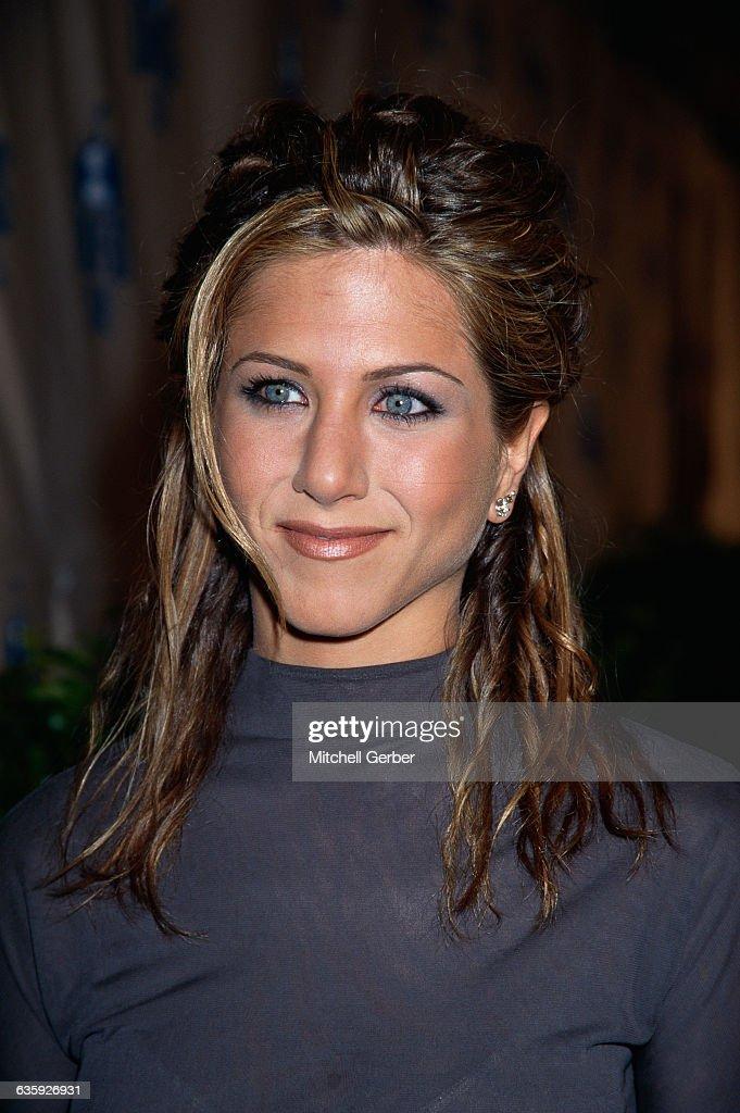 Jennifer Aniston at Divas Live Concert : News Photo