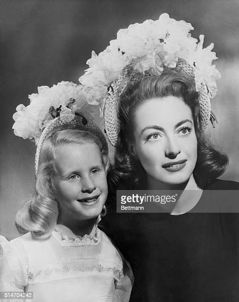 4/18/1946Hollywood CA Denying rumors that her recent trip to Las Vegas meant divorce action against her third husband Phil Terry Joan Crawford took...
