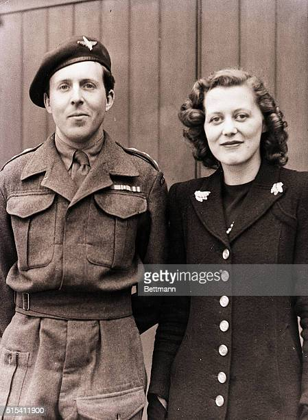 4/2/1946London England Lord Buckhorst son of Earl De La Warr has just become engaged to Miss Anne Devas the daughter of Mr and Mrs Geoffrey Devas of...