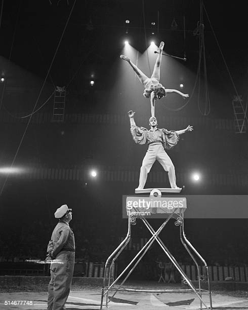 New York, NY: A veritable United Nations of special talent is represented in this year's Ringling Brothers and Barnum and Bailey Circus. At Madison...
