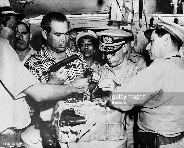 4/29/1956Havana CubaGovernment forces killed ten rebels and quelled an uprising of civilian revolutionaries 4/29 at Matanzas Cuba Such uprisings have...