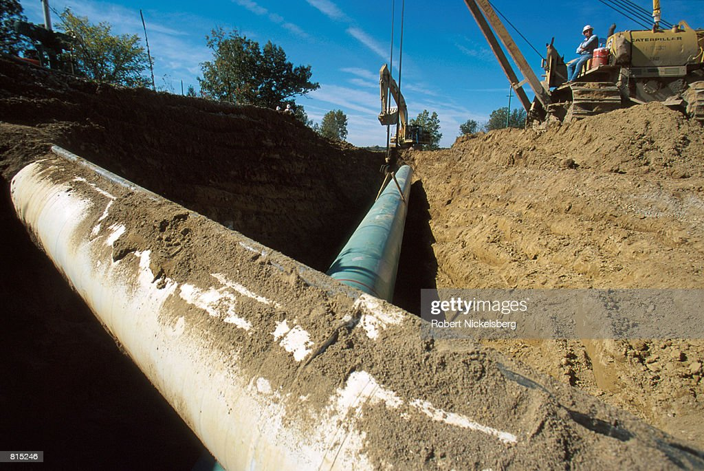 Demand for Cleaner Gas : News Photo