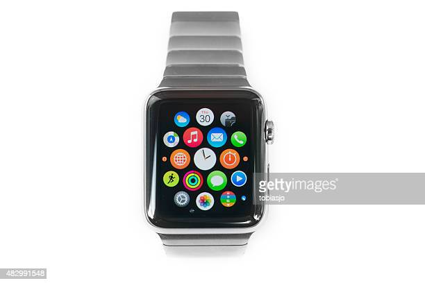 APPLE WATCH 42mm Stainless Steel with Link Bracelet