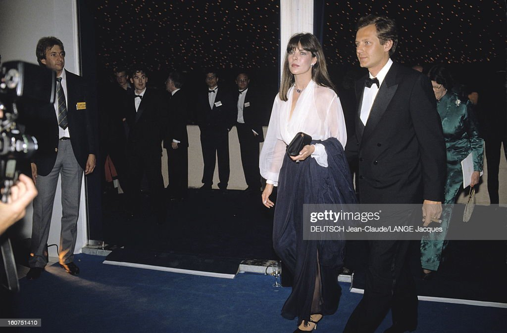 42nd Cannes Film Festival 1989: Opening Dinner : News Photo