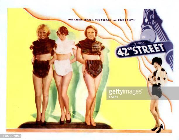 42nd Street lobbycard 1933