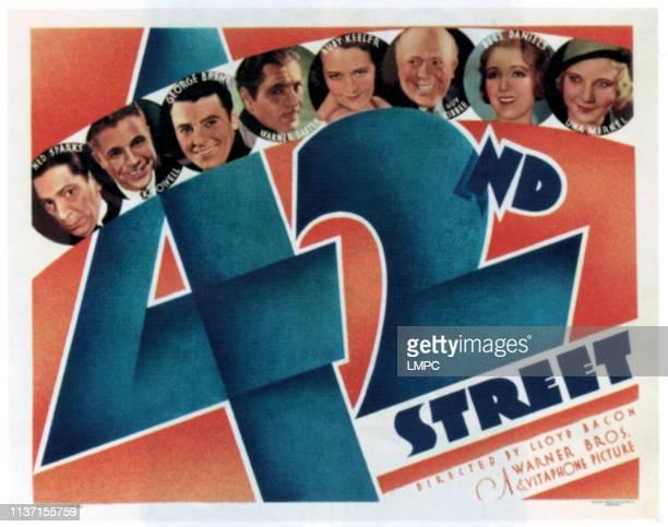Ned Sparks Dick Powell George Brent Warner Baxter Ruby Keeler Guy Kibbee Bebe Daniels Una Merkel 1933
