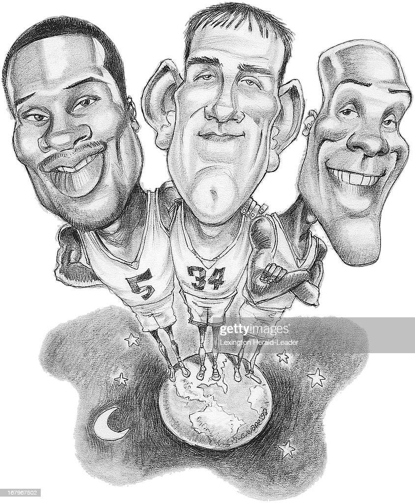 Kentucky Basketball : Foto di attualità