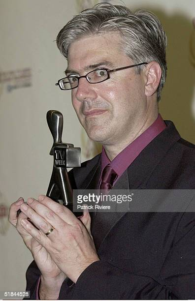 AT THE 44th TV WEEK LOGIE AWARDS HELD AT MELBOURNE'S CROWN ENTERTAINMENT COMPLEX ON SUNDAY APRIL 28
