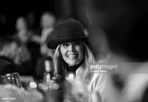 45th AFI Life Achievement Award Recipient Diane Keaton during American Film Institute's 45th Life Achievement Award Gala Tribute to Diane Keaton at...