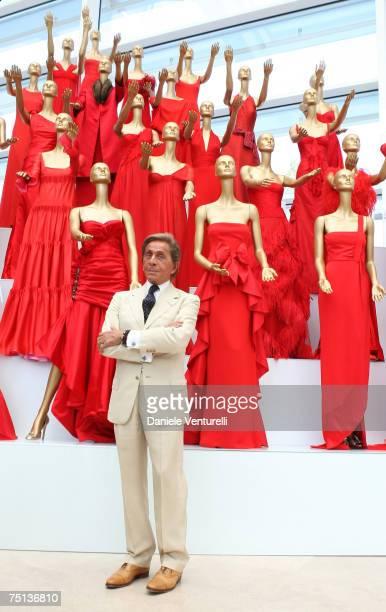 45th Anniversary of Valentino in Rome Valentino G