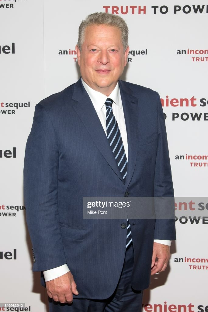 """""""An Inconvenient Sequel:  Truth To Power"""" New York Screening"""