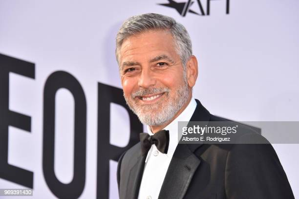 46th AFI Life Achievement Award Recipient George Clooney attends American Film Institute's 46th Life Achievement Award Gala Tribute to George Clooney...
