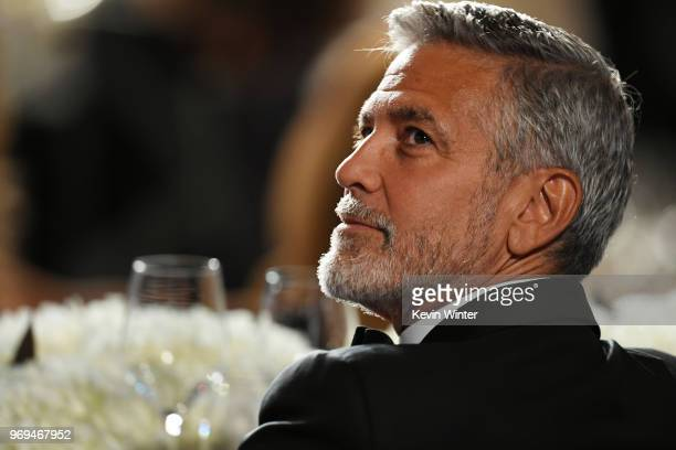46th AFI Life Achievement Award Recipient George Clooney attends the American Film Institute's 46th Life Achievement Award Gala Tribute to George...