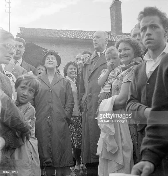 47Th Tour De France 1960. Juillet 1960 47ème tour de France . Le vainqueur est Gastone NENCINI italien. Au cours de la 14ème étape Roger RIVIERE est...