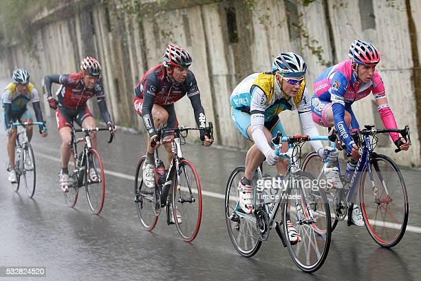 48e Vuelta al Pais Vasco / Stage 1 Dario CHIONI / Christopher HORNER / Legazpi Legazpi / Rit Etape