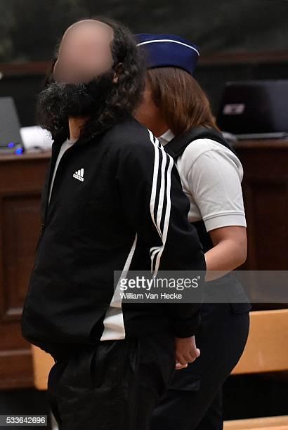49e chambre du tribunal correctionnel de Bruxelles poursuite du procès terrorisme dit de la filière syrienne 32 personnes dont Khalid Zerkanin...
