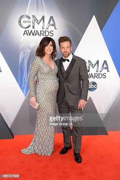 THE 49th ANNUAL CMA AWARDS Country Music's Biggest Night airs live WEDNESDAY NOVEMBER 4 on the Walt Disney Television via Getty Images Television...