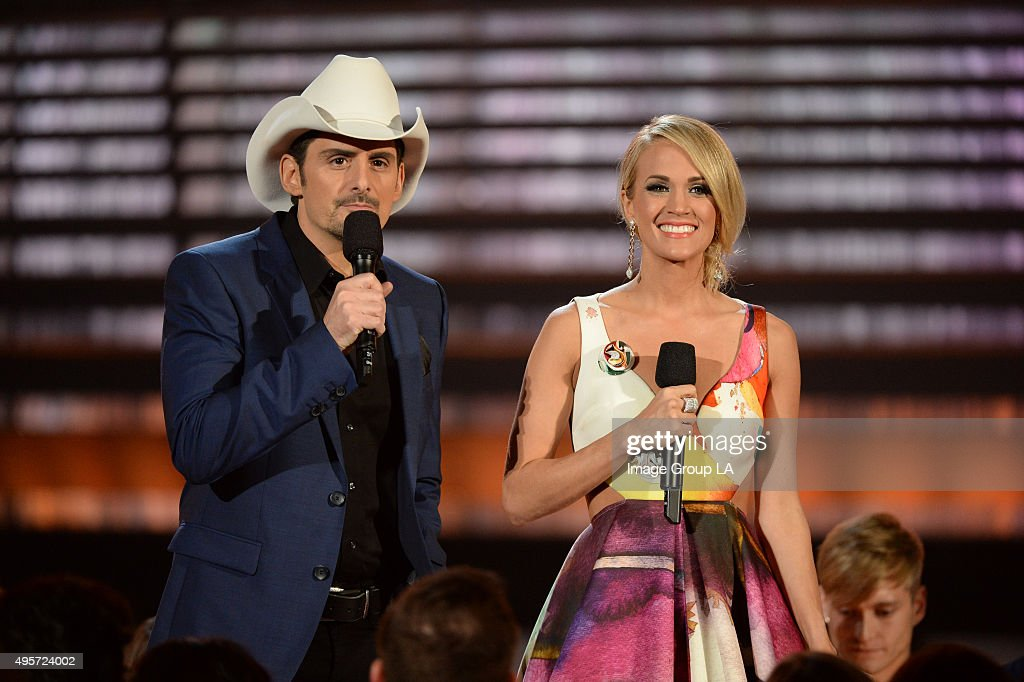 ABC's Coverage Of The 49th Annual CMA Awards : News Photo