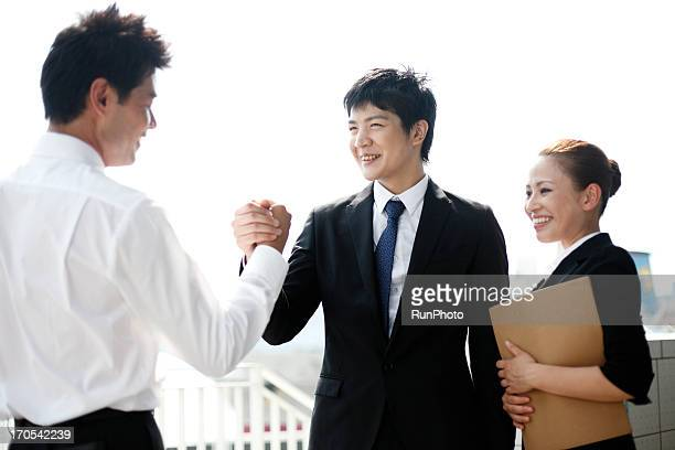 4person Business man