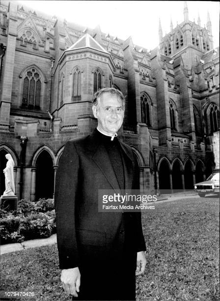 4pm at St Mary's Cathedral presbytery College StFather John Heaps to be consecrated on Saturday as new Catholic Auxiliary Bishop to be interviewed...