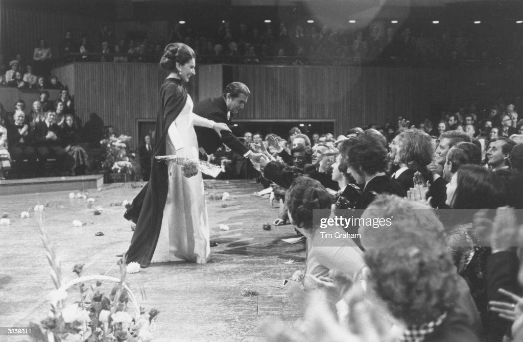 Callas And Di Stefano : Fotografia de notícias