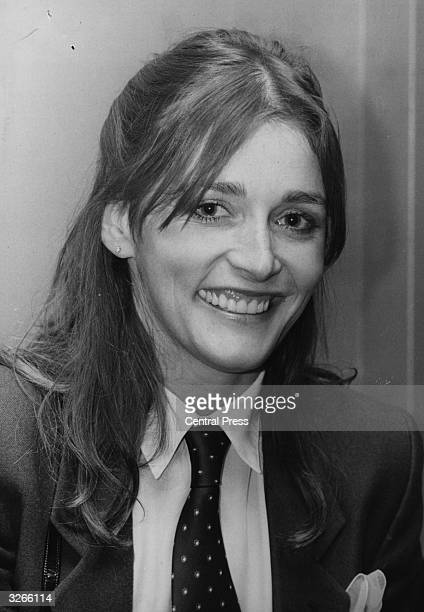 Canadian actress Margot Kidder who played Lois Lane in the 'Superman' films