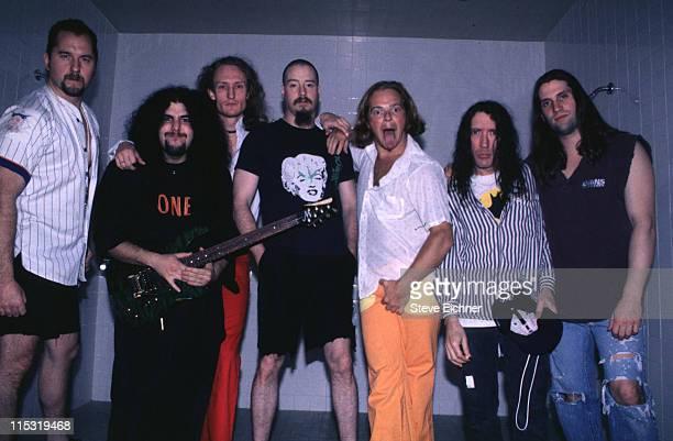 4th Floor during 4th Floor in Concert at Nassau Coliseum - 1996 at Nassau Coliseum in Uniondale, New York, United States.