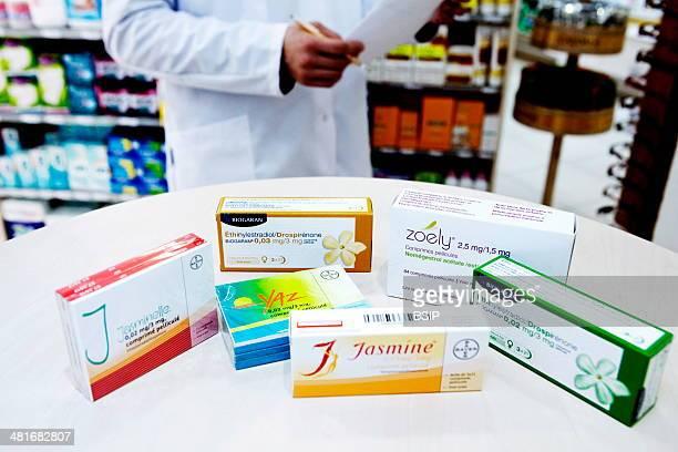 4th generation contraceptive pills
