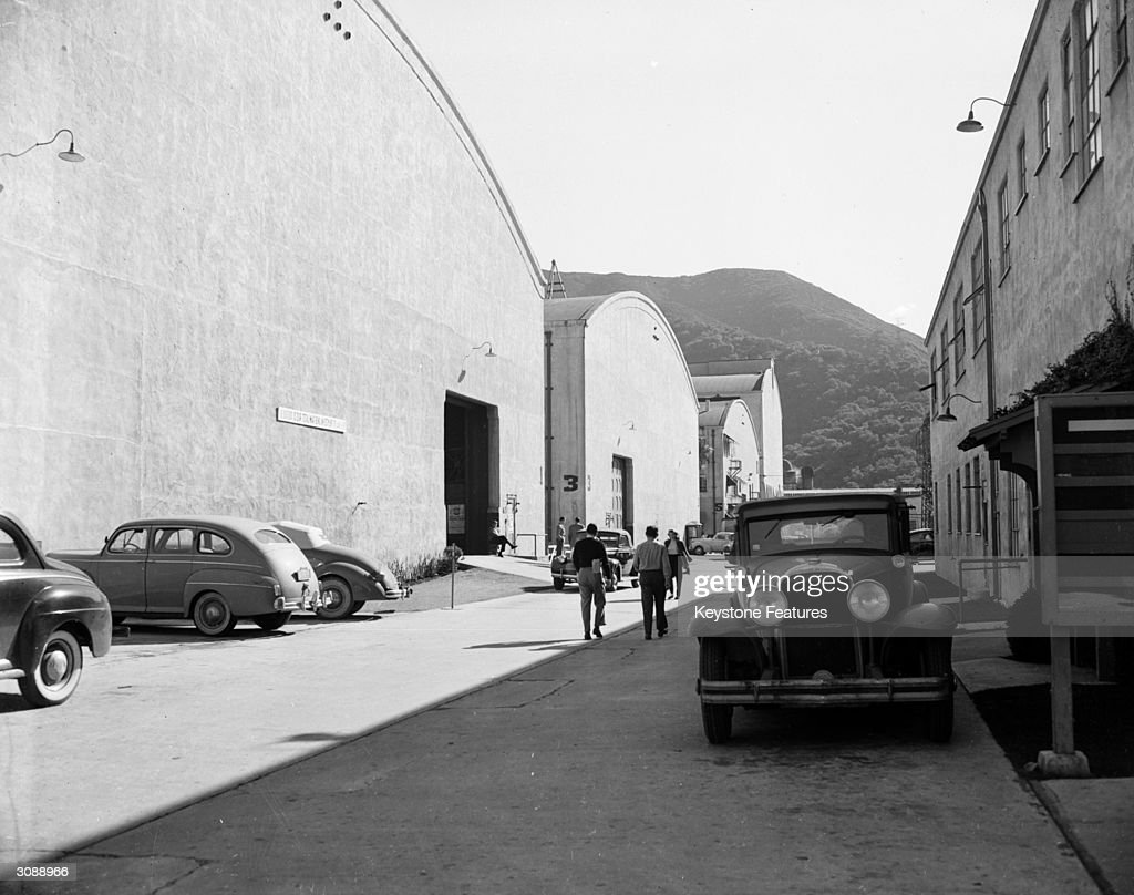 Stages 1 5 and 7 on the Warner Brothers Film Studios