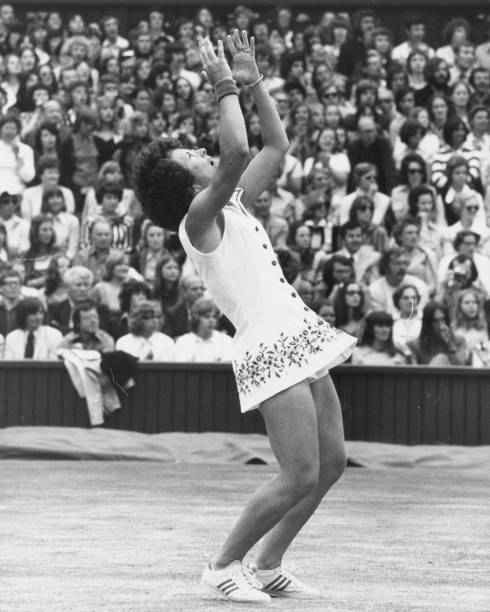 Tennis Victory