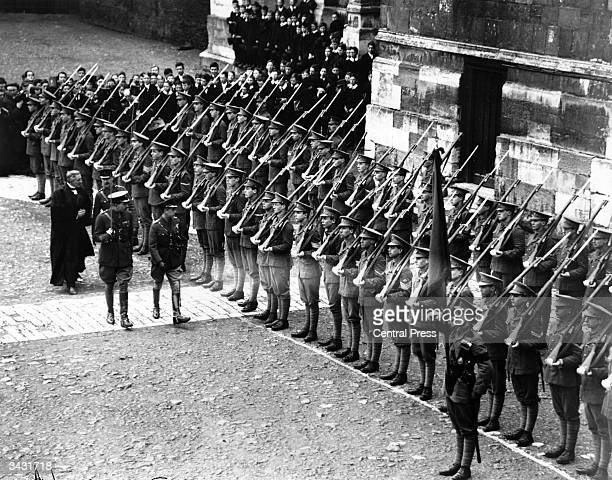 Edward the Prince of Wales later King Edward VIII of Great Britain who ascended the British throne in January 1936 and abdicated in December 1936...