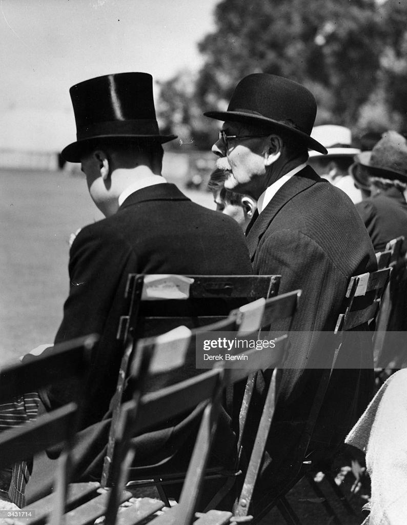 Hugh And Hugh : News Photo