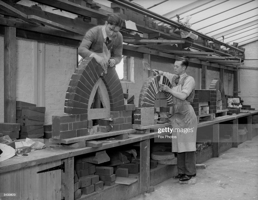Trainee Craftsmen : News Photo