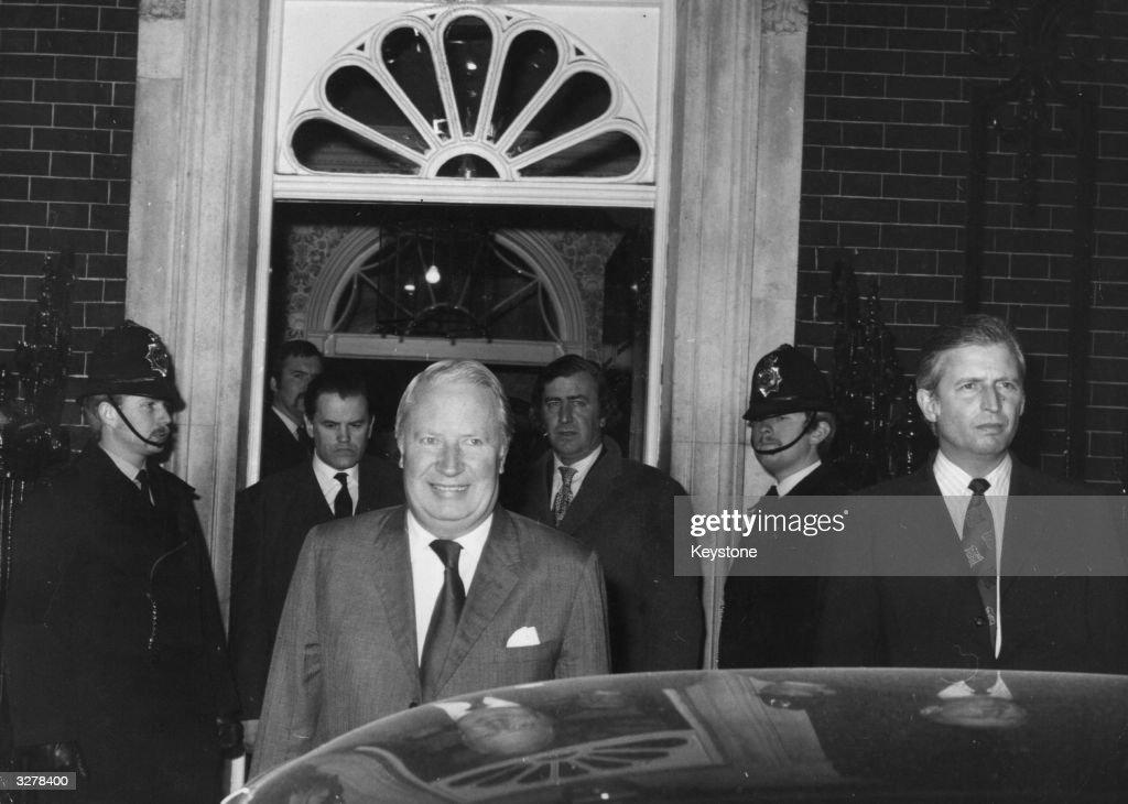Former British PM Sir Edward Heath Dies Aged 89