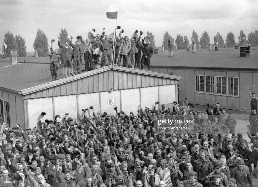Dachau Liberated : News Photo