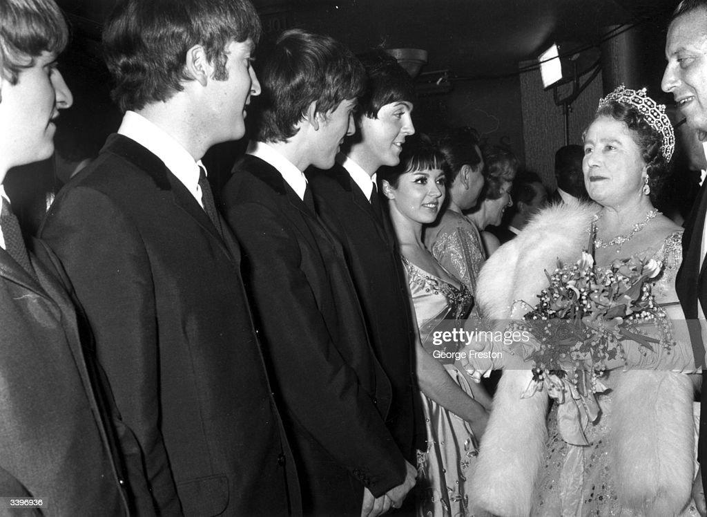 Royal Beatles : News Photo