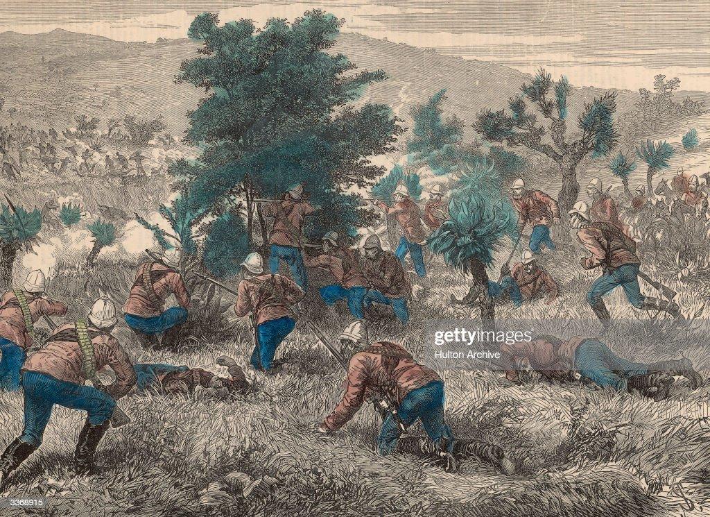 Zulu War : News Photo