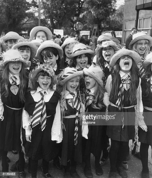 St. Trinian's School For Bad Girls Stock Photos And