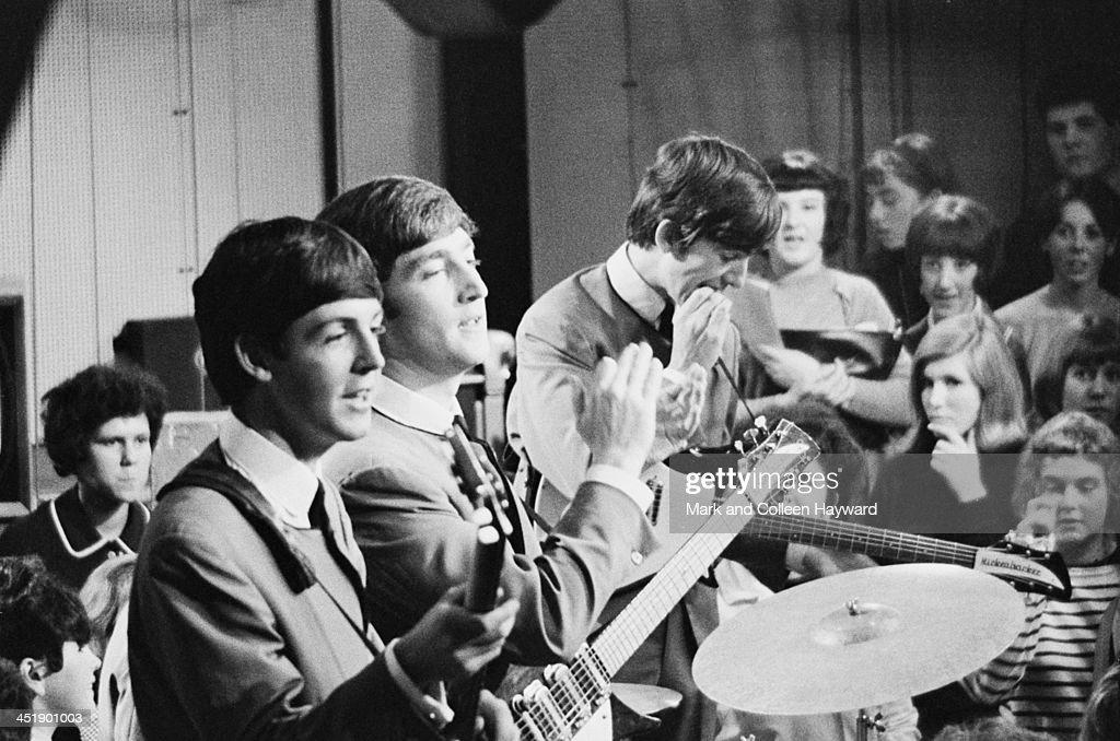 The Beatles On Ready Steady Go! : News Photo