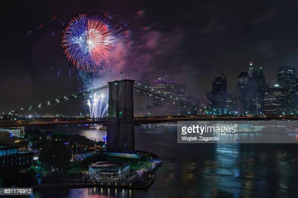 4th of July Fireworks in New York