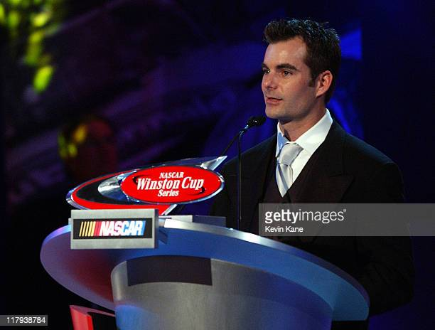 4th place finisher in the NASCAR Winston Cup points standings Jeff Gordon