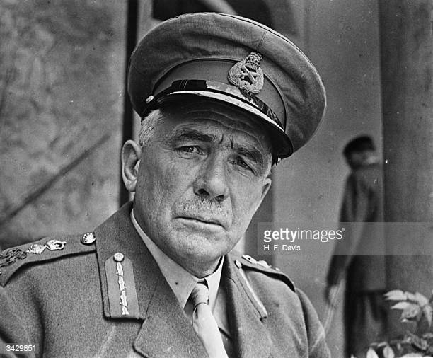British Army Officer Stock Photos and Pictures   Getty Images