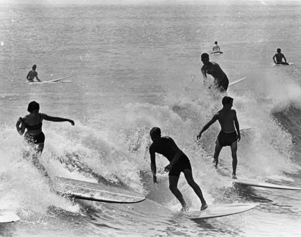Surfing Wall Art & Canvas | Photos.com